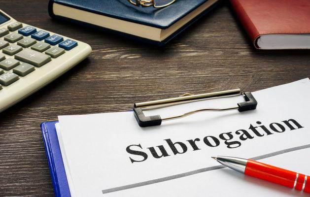 Subrogación en la nueva ley hipotecaria