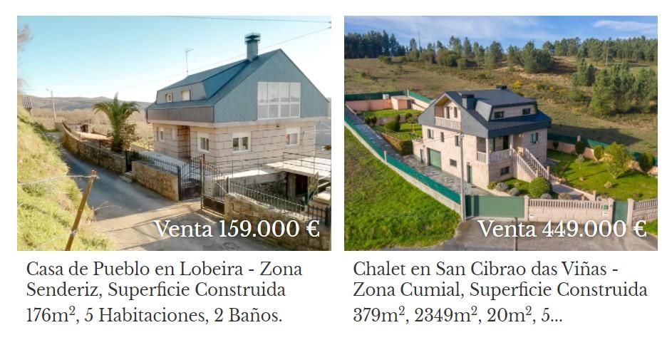 Inmobiliaria en Ourense ciudad