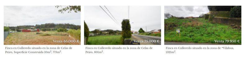 Inmobiliaria en Galicia especializada en fincas